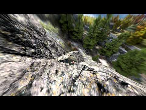 DayZ- Mountain Climbing Fail [HD]