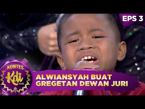 Ekspresi Alwiansyah Buat Gregetan Dewan Juri - Kontes KDI 2020 (17/8) indir
