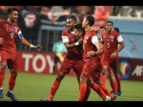 Home United 3-2 Persija Jakarta (AFC Cup 2018: ASEAN Zone Semi-final – First Leg)