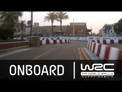 WRC - Rally Italia Sardegna 2015: Ogier Onboard SS01