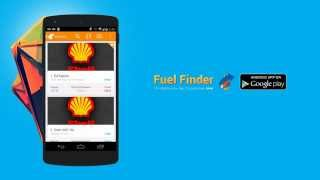 Fuel Finder Walk through