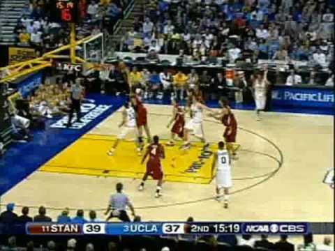 Darren Collison vs. Stanford - 2008 Pac 10 Tournament