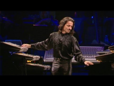 "Yanni – FROM THE VAULT - ""Acroyali/Standing in Motion"" Live (HD/HQ)"