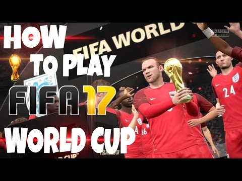 Save HOW TO PLAY WORLD CUP IN FIFA 17 TUTORIAL Screenshots