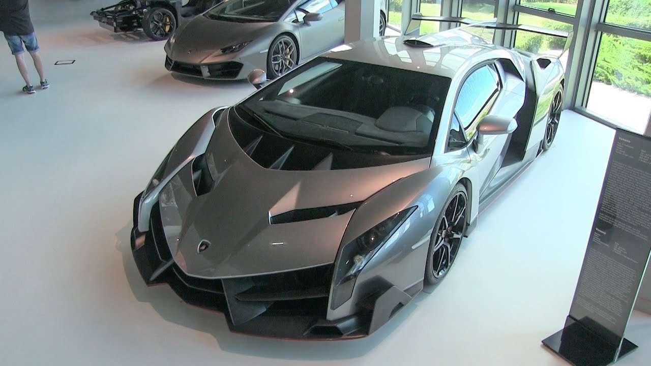 The 4 5 Million Lamborghini Veneno 6 20 2016 Youtube