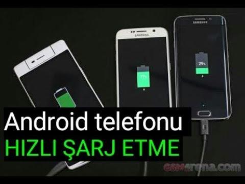 Android telefonun geç şarj olma sorununa çözüm! (Android şarj olmuyor) G Tivi