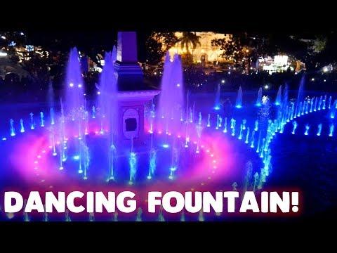 Vigan Dancing Fountain 2018!!!