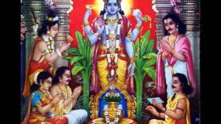 Shri Satyanarayan Vrat Katha Puja - Chapter 1 ( श्री सत्य नारायण व्रत कथा ) प्रथम अध्याय