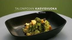 Talonpojan kasvisvuoka - Kasvisruokaa keittiöihin - EkoCentria