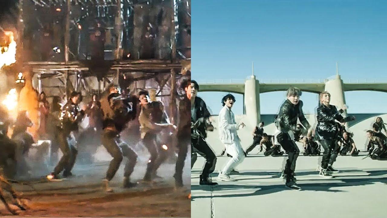 BTS [방탄소년단] - 'ON' Official + Kinetic Manifesto Film 'MV MASHUP' (FMV)