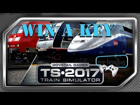 WIN A KEY ▼ Train Simulator 2017▼ Gametest ▼ Storymode