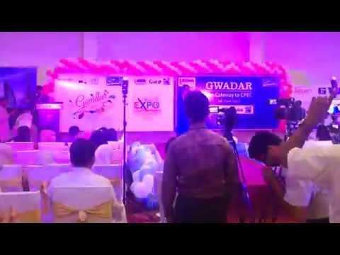 Music Festival at Pakistan Gwadar EXPO, Lahore