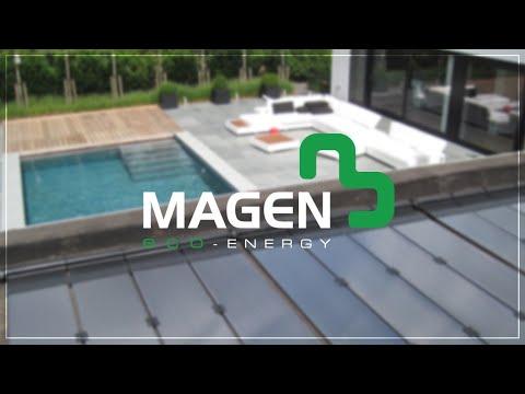 Magen eco-Energy - Solar Heating Solution