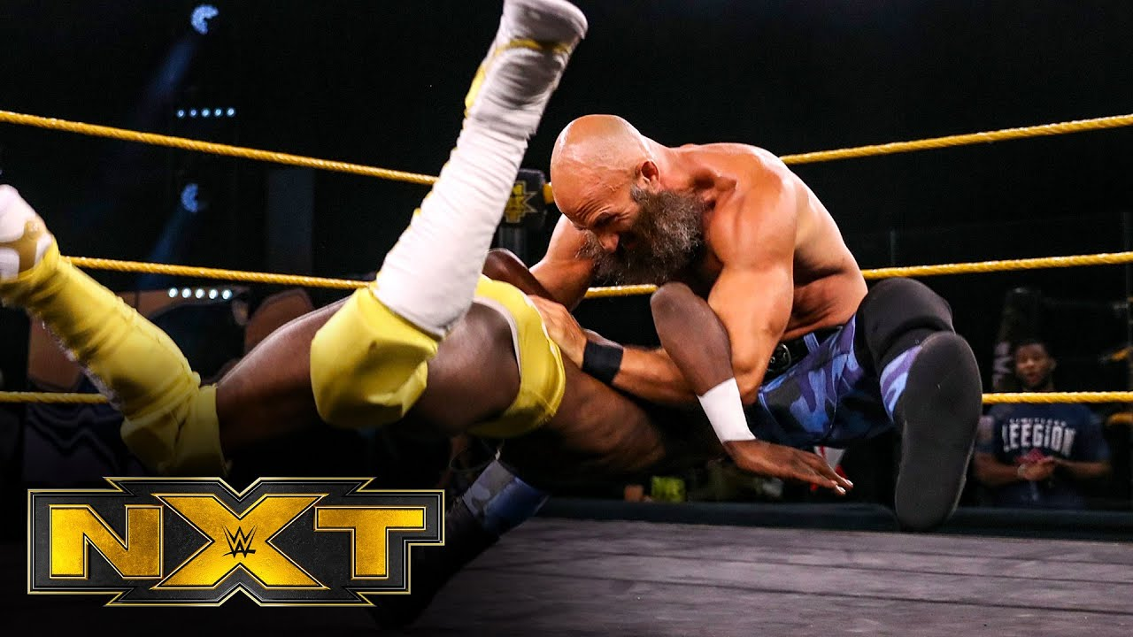 Tommaso Ciampa vs. Leon Ruff: WWE NXT, May 27, 2020
