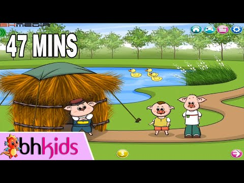 Story for Children in English Fairy Tales | Story Cartoons for Children