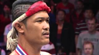 (THAILAND VS FRANCE) Max Silver Belt 2016 (17 JAN 16) Match 2 AEKCHANACHAI VS ADRIEN
