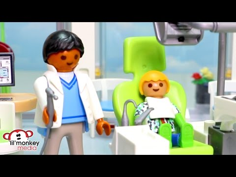 Marcel and Johnny Ricardo go to the Dentist!! Ep. 9