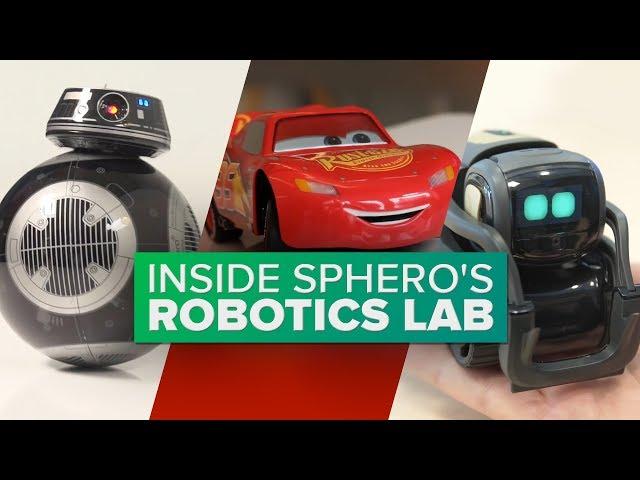 Go behind the scenes at Sphero Labs