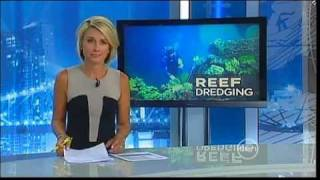 Senator Larissa Waters - dredging the Great Barrier Reef