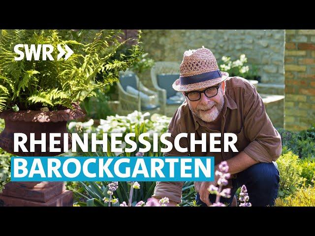Der Barock-Gärtner (6/6) | Mein leckerer Garten