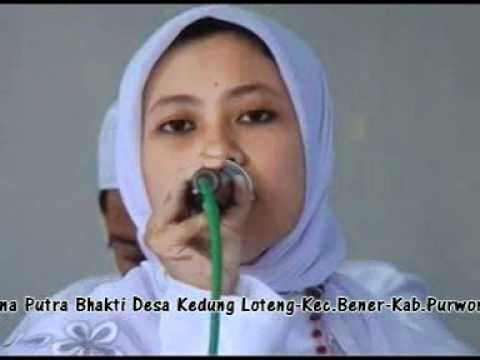 Alfa Shollalloh Rebana IRMABAM Tanjunganom, Banyuurip Purworejo