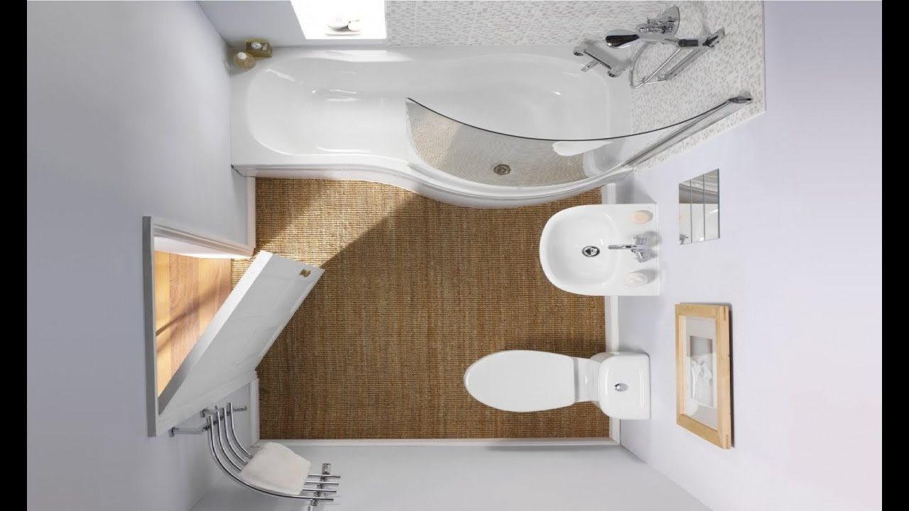 Small Bathroom Design Ideas - Room Ideas - YouTube on tiny space home, tiny space living, tiny space decorating, tiny space appliances,