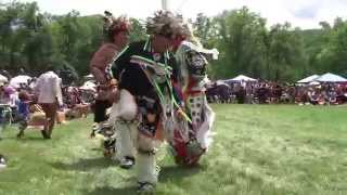 Iroquois Stick Dance - Bear Mountain PowWow - Redhawk Native Arts