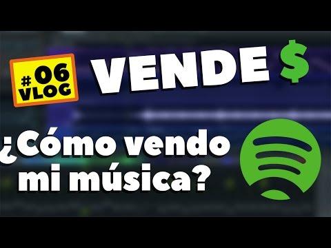 CÓMO VENDER TU MÚSICA EN TIENDAS DIGITALES - Vlog #6