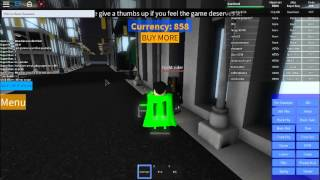 Super hero life in roblox