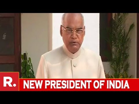President Kovind Addresses The Nation   Republic TV