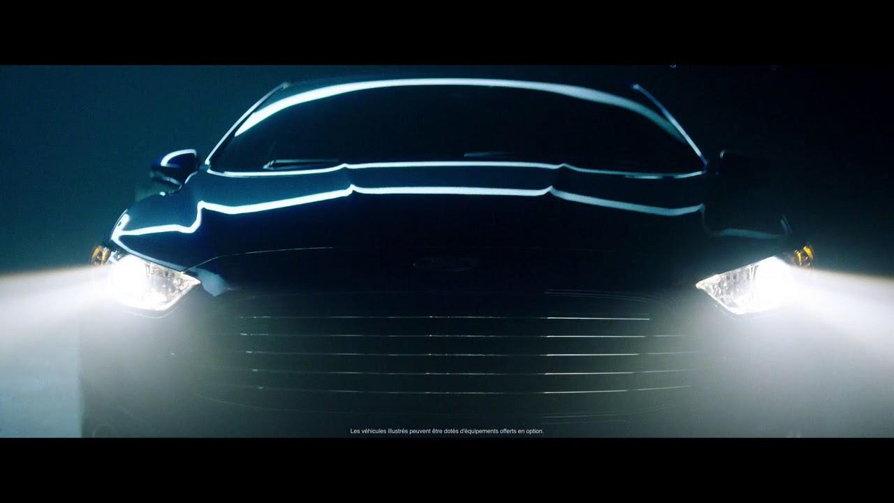 Ford - Faut l'essayer Fusion