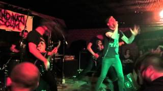 Teethgrinder @ Grind The Nazi Scum 2015 (1)
