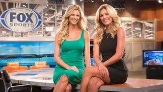 Fox Sports' Erin Andrews, Charissa Thompson Cut Loose