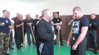 vuclip Street fighter tests Russian Martial Art Systema