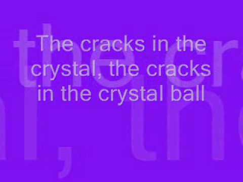 Pink - Crystal Ball (lyrics)