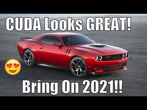 New Dodge Cuda Is *LOOKING EPIC!* TAKE OUR MONEY!