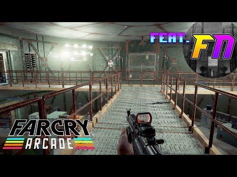 Far Cry 5 |  Arcade Wahnsinn feat. FRAGNART | Absolute Schleckerei im Klickbait Bunker  | Map Review thumbnail
