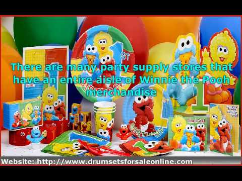 Choosing A Sesame Street 1st Birthday Party Theme Can Make T