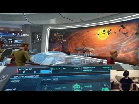 Star Trek: Bridge Crew - i'm a engineer, the fire is not my fault  