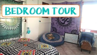 BEDROOM TOUR // RAW ALIGNMENT