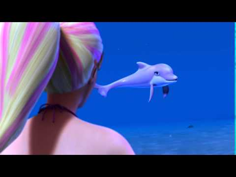 Barbie Em Vida De Sereia Trailer Youtube