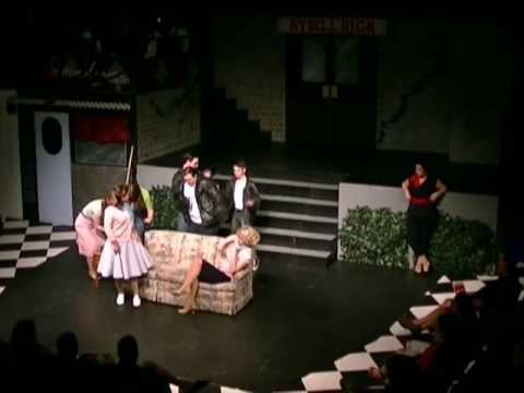 Grease Night Two Act Two Part Two