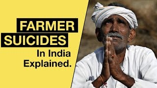 India's Farmer Crisis Explained   भारत का कृषि संकट