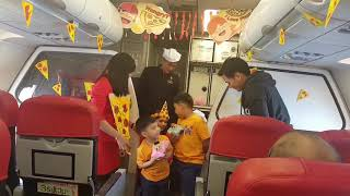 Video Baby Shark Party in an AirAsia Flight download MP3, 3GP, MP4, WEBM, AVI, FLV Juni 2018