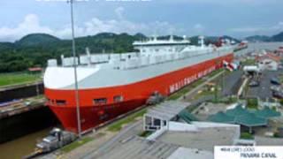 Canal de Suez/Panamá