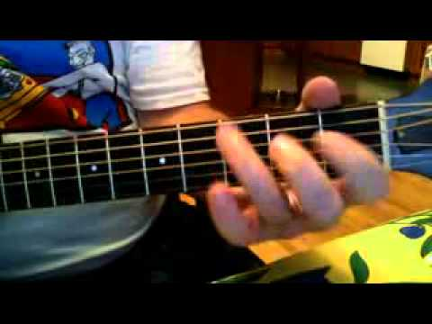 Leader of the Band basic guitar chords - YouTube