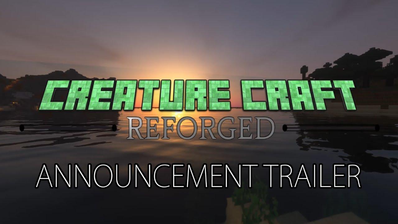 Creature Craft - Reforged - Announcement Trailer