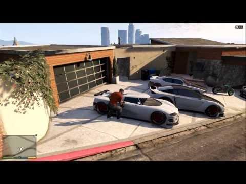 GTA V - Completed game 100% + download !!!