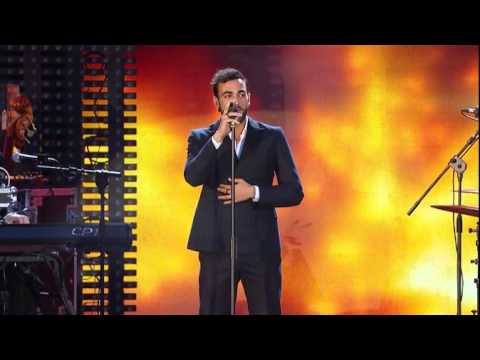 Marco Mengoni Guerriero Radio Italia Live 2015