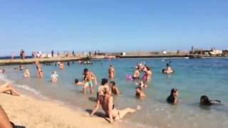 LARVOTTO beach - MONACO
